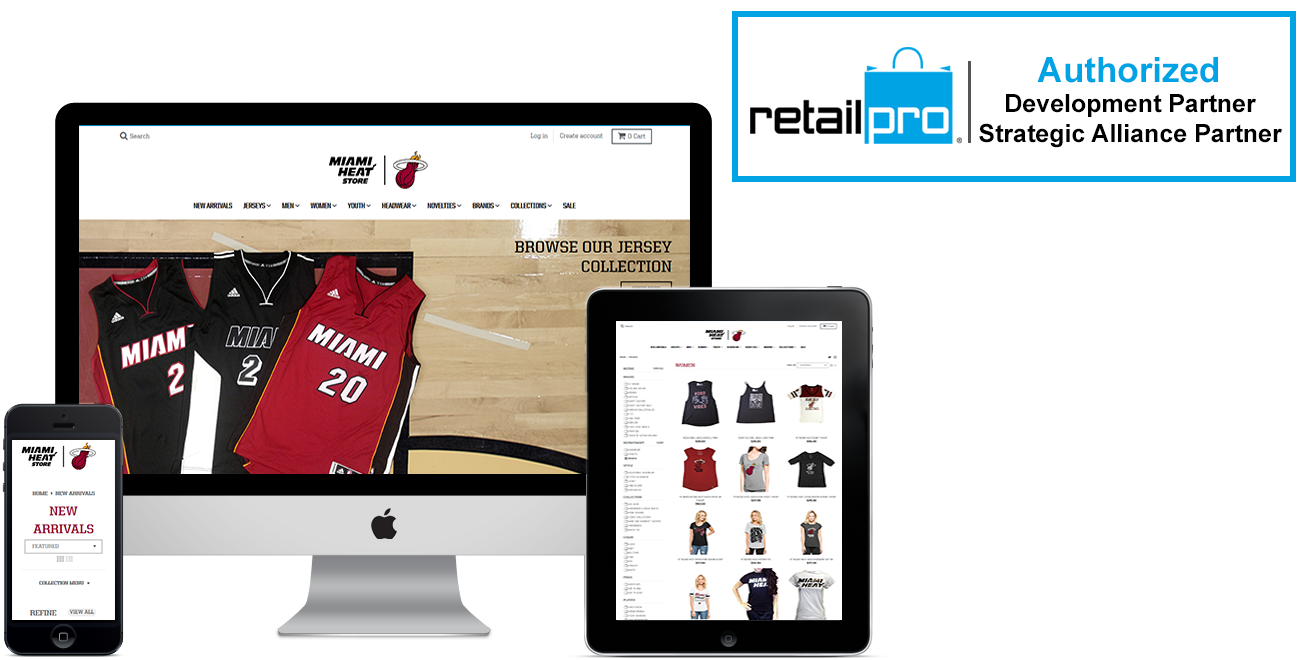 Omnichannel eCommerce Retailing Platform for Physical Stores