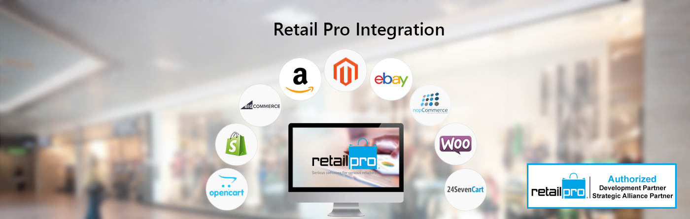 Retail Pro eCommerce Integration