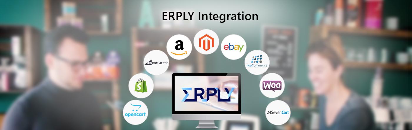 Erply Ecommerce Integration