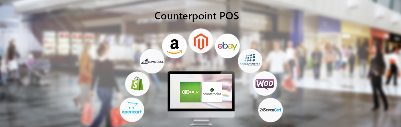 Counterpoint POS eCommerce Integration