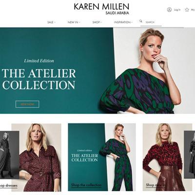 Karen Millen Retail Pro Magento Integration