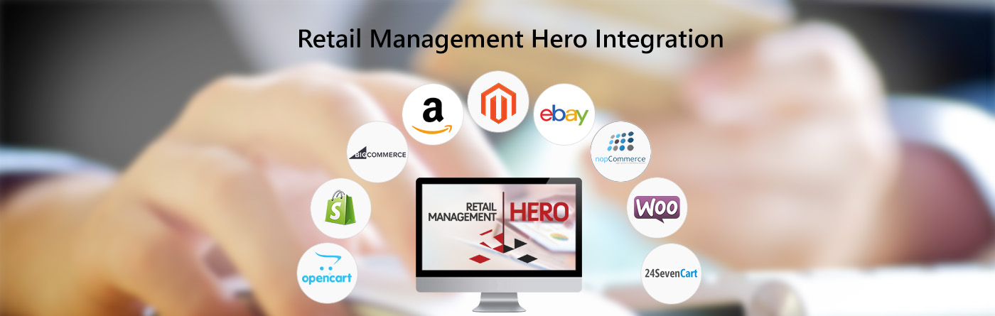 RMH integration with eCommerce