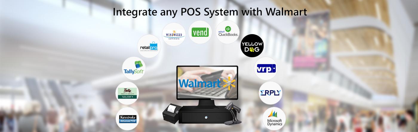 Walmart POS Integration