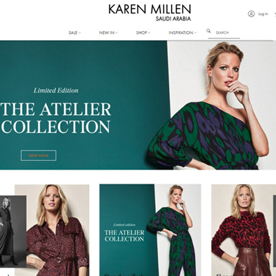 karen millen retailpro integration with magento