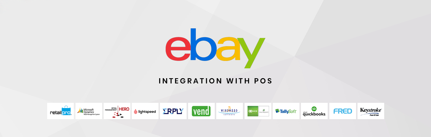 eBay Integration with POS