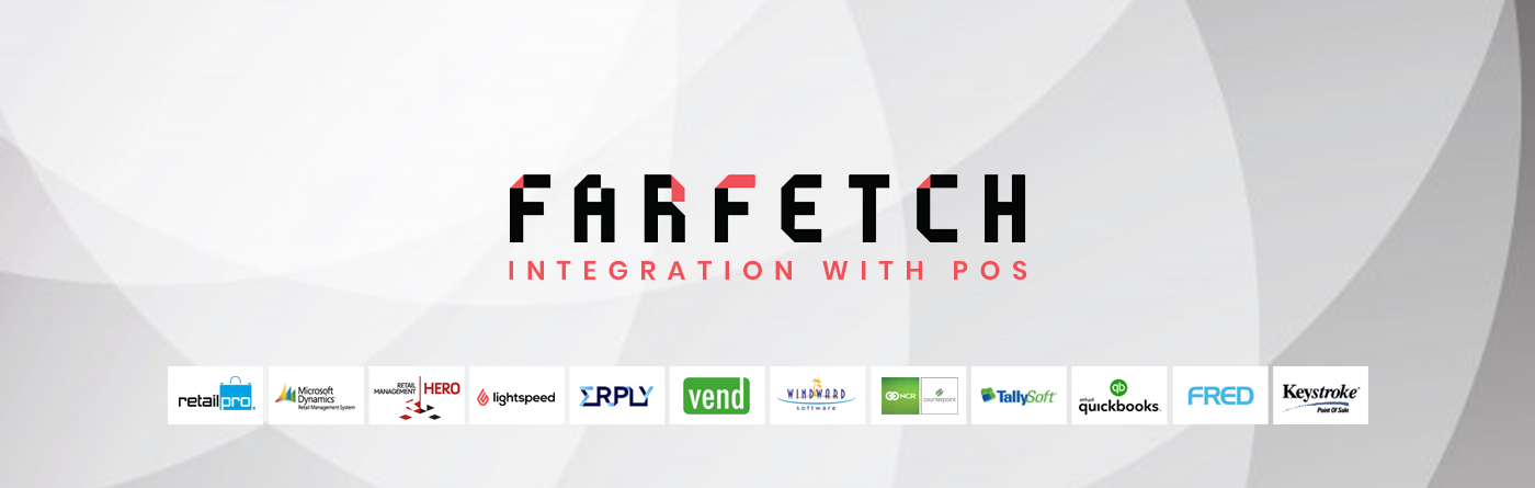 farfetch integration with POS