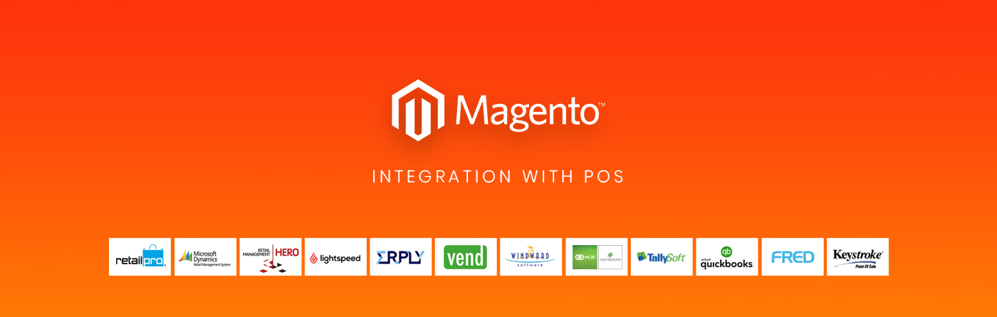 Integrate Magento with Point of Sale
