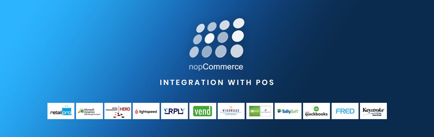 Nop-commerce POS Integration
