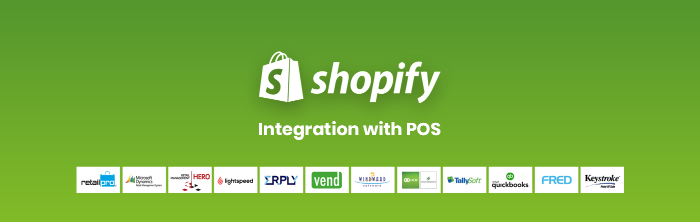 Integrate Shopify with Point of Sale