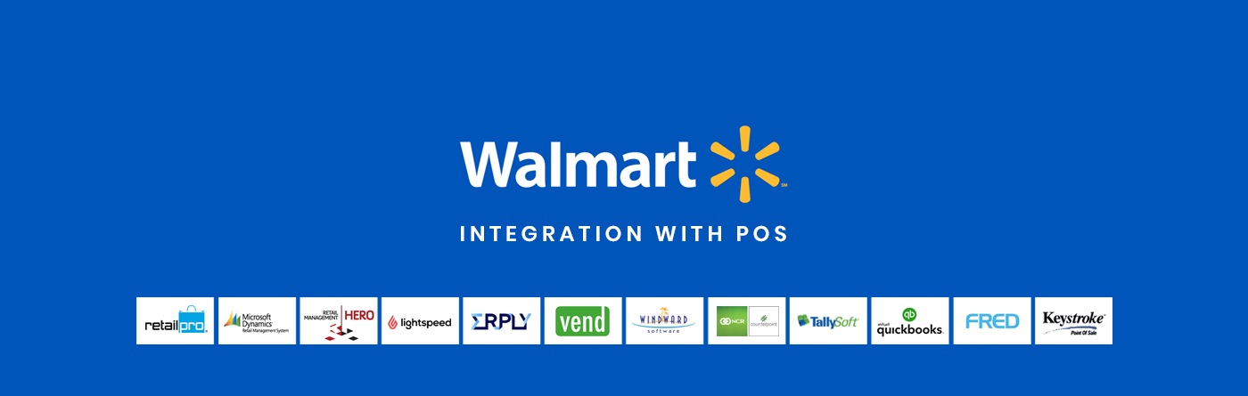 Wallmart Integration with POS